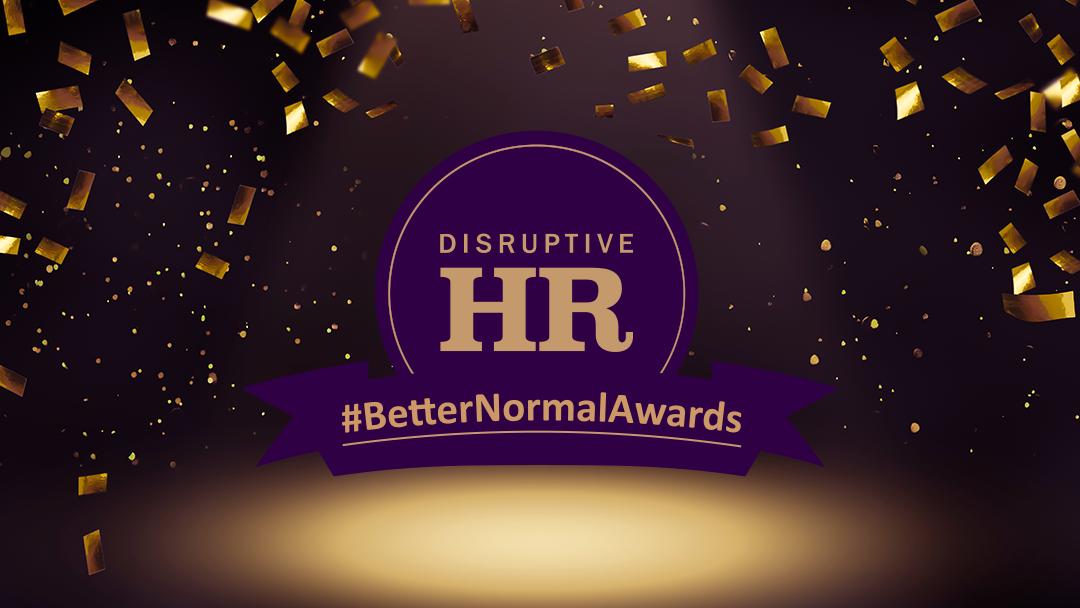 Martin James Network awarded runner-up in Disruptive HR Better Normal Awards